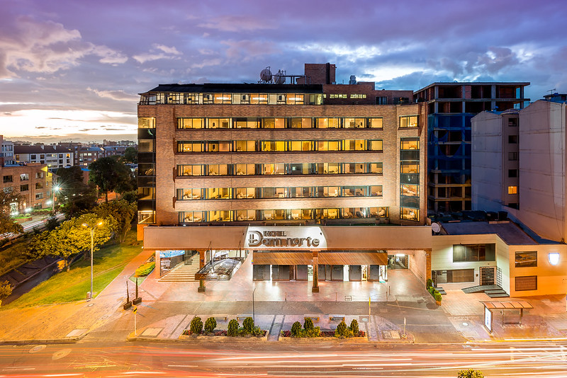 Hotel Dann Norte, Bogotá